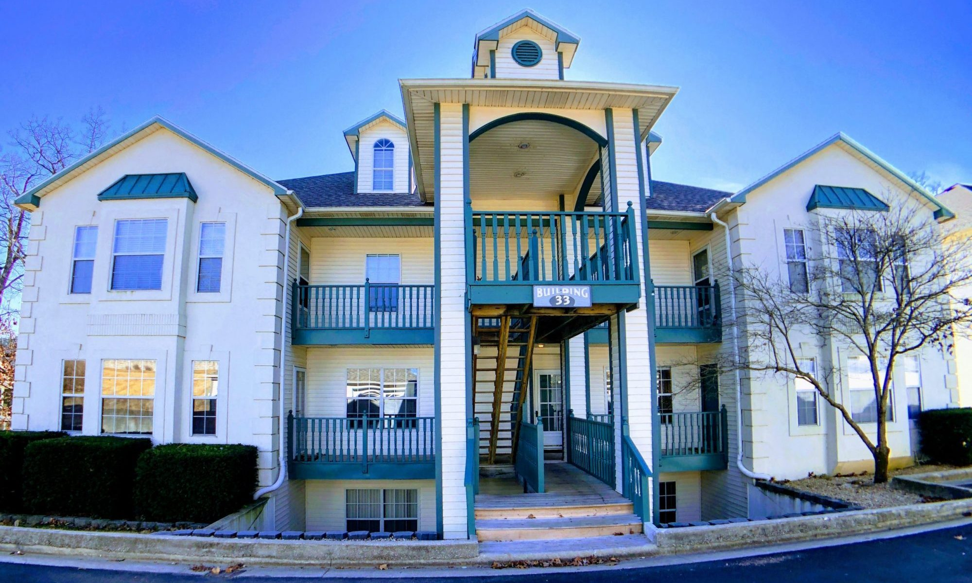 Branson Condo - 2 bedroom, sleeps 6